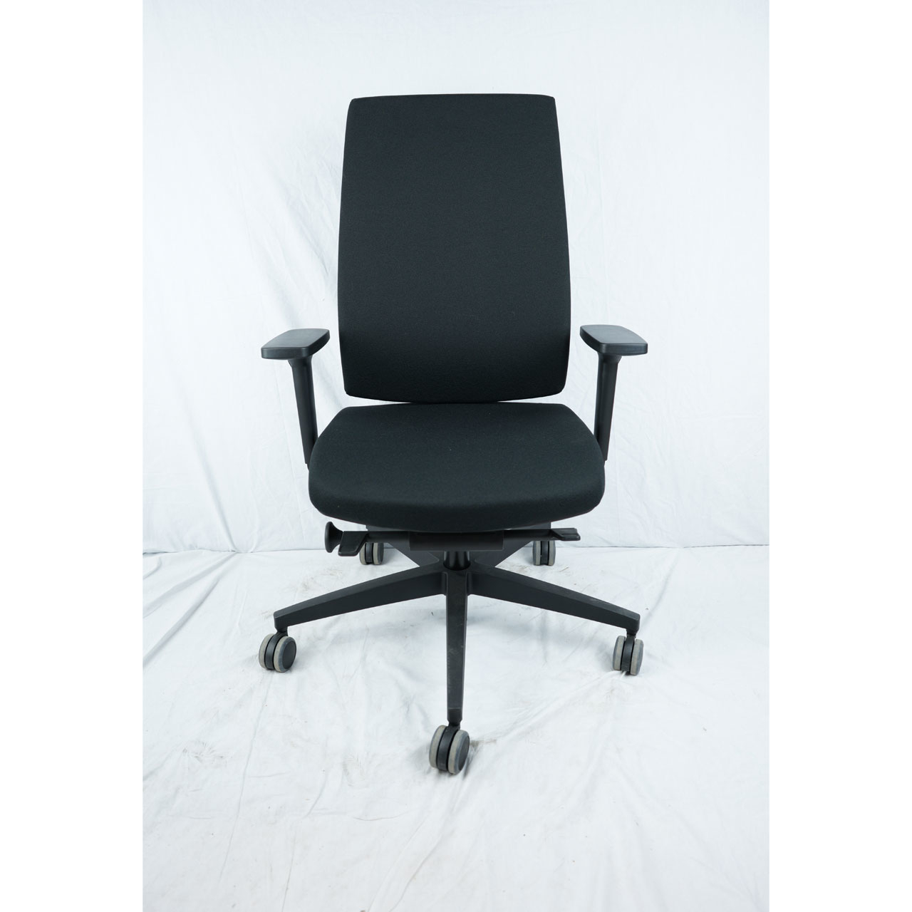 Be sure bureaustoel zwart